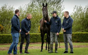 SLIDESHOW: Munster stars Keith Earls, Conor Murray and Andrew Conway join horse racing syndicate