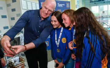 'The Community Games were some of the best days of my life' - Paul O'Connell