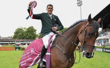 Limerick's Paul O'Shea named on Irish Aga Khan trophy team