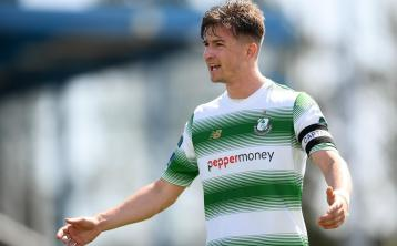 WATCH: All the goals from Limerick FC's meeting with Shamrock Rovers