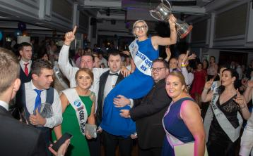 Louise Crowley has been crowned the 54th Annual Clarke Machinery Group Queen of the Land 2018