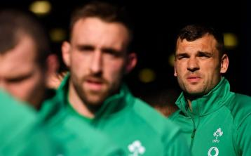 Ireland make x changes for Autumn Series test with New Zealand
