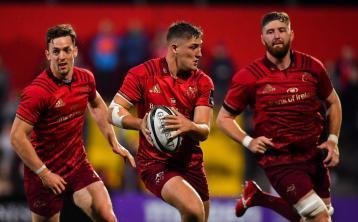 Munster name side to face Ospreys