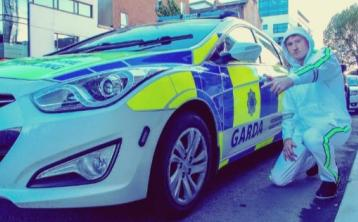 Limerick student 'intends to sell and supply' garda tracksuit