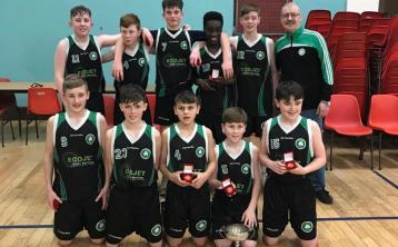 SLIDESHOW: Limerick Celtics claim fifth Cork Basketball title