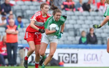 'Hopefully once we perform, we can get the result and get to the final - Limerick's Niamh Ryan