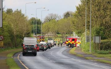 Motorcyclist 'seriously injured' in road traffic collision in Limerick city