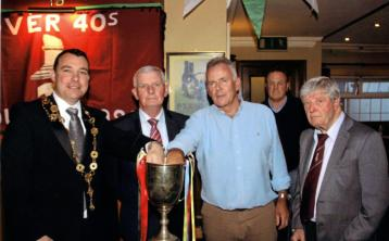 Fixtures confirmed for 37th Annual Limerick Over 40s tournament