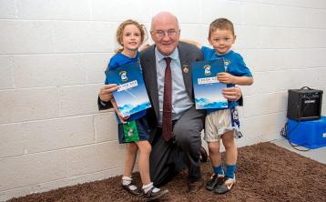 SLIDESHOW: Croom GAA gets Presidential seal of approval for new 'Club Plan'