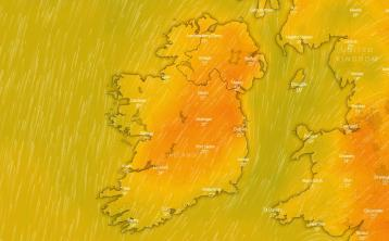 Irish weather forecast for the week ahead