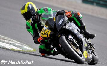 Limerick's Andrew Murphy looks to build on 2019 racing season