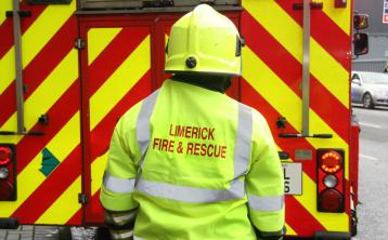 Retired council worker hospitalised after home destroyed in fire in Limerick