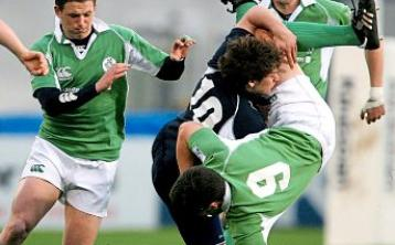 SLIDESHOW: On This Day 2007: Ireland U19s snatch late victory from Scotland