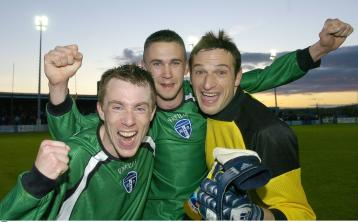 SLIDESHOW: On this day 2006: Guerin the hero for Limerick FC in FAI Cup replay win