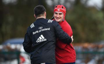 Garryowen hooker promoted to Munster Rugby senior squad