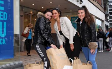 Spending on clothes and food in Limerick on the rise since lockdown