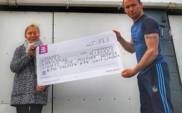 Limerick family raises €13,000 for charity with Christmas lights display