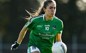 Limerick played named on LGFA Junior Team of the Championship