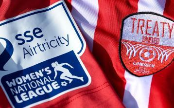 Treaty Utd host Wexford in Women's National League in Limerick