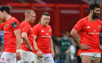 Munster Rugby's Johann van Graan: 'We will keep backing our squad'