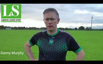 WATCH: Glenroe manager Danny Murphy on reaching Limerick Premier IHC semi-finals