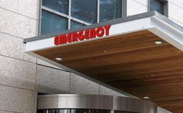 The emergency department at UHL