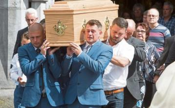 Poignant farewell in Limerick to jockey and 'warrior' Laura, 25
