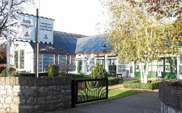 The current heritage centre