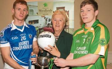 Novel pairing of Kildimo-Pallaskenry and Cappamore in county JAFC final