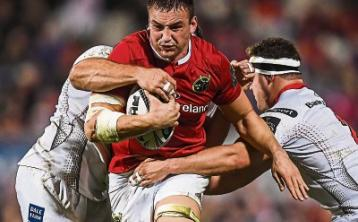 Munster ring the changes for Gloucester clash at Thomond Park