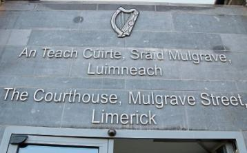 The man appeared at a special sitting of Limerick District Court on Saturday
