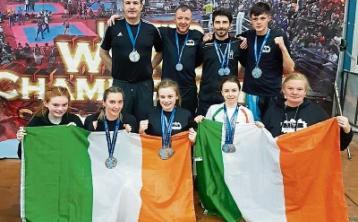 Kickboxing club brings home 'Worlds' medal haul
