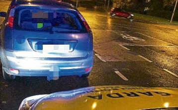 Limerick gardai seize 14-year-old car which never passed NCT