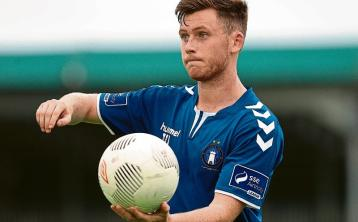 Tommy Barrett: 'Sean Russell's situation is 'an embarrassment' for Limerick FC