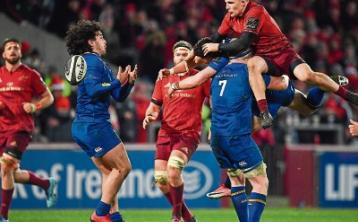 Munster's Christmas clash with Leinster set to sell-out in record time