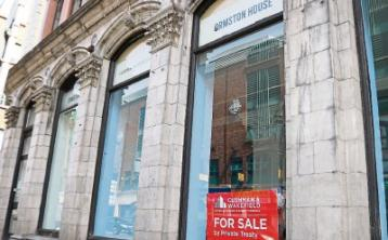 Ormston House: To go for auction this week