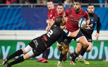 Munster ruemissed opportunity as Castres scoreChampions Cup win