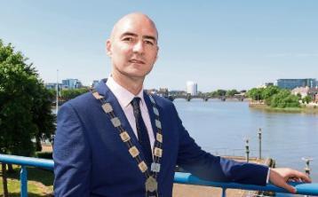 Metropolitan Mayor of Limerick Daniel Butler