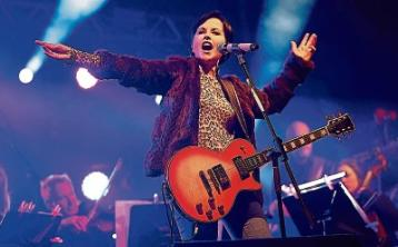 Dolores O'Riordan: Named Limerick's All Time Great Picture: Ken Coleman
