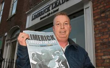 Cover photo brings back memories for Limerick man - 40 years later