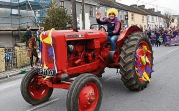 Newport out of the blocks early to host country's first St Patrick's Day parade