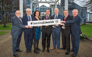 Show of support from Learning Limerick