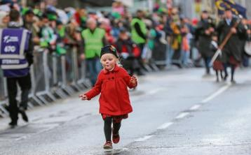 WATCH: Tens of thousands attend colourful St Patrick's Day parade in Limerick