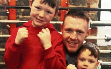 Limerick's Graham McCormack relishing fight night