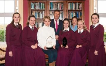 'Life-changing' experience forLimerick girls who wonCertified Irish Angus Beef Schools' competition