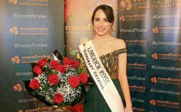 Doctor Sinead Flanaganselected as Limerick's Rose for 2019