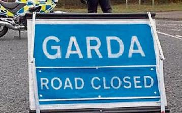 Two injured in car collision on Limerick motorway