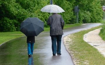 Don't put the brolleys away just yet! Showers forecast for Limerick over the coming week