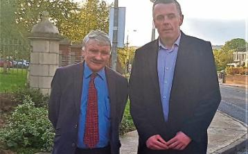 Limerick candidate Pat O'Neill vows to complete unfinished roadworks in city