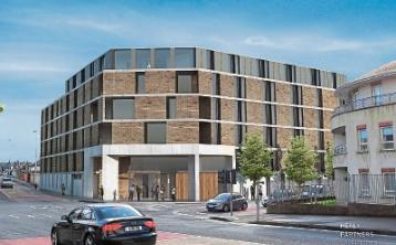 Opposition growing to Limerick student halls plan